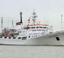 В Лимассол пришел «Адмирал Владимирский»