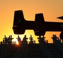В пятницу в Никосии будет открыт самолет-памятник в честь погибших в 1974 году греческих десантников