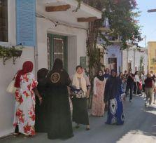 Власти Ларнаки организовали экскурсионный тур для беженцев