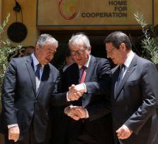 Глава Еврокомиссии бесил коллег на женевском саммите по кипрской проблеме