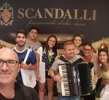 Юные аккордеонисты с Кипра стали третьими на чемпионате мира