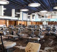 Заброшенный аэропорт Никосии — памятник-призрак ушедшей эпохе (13 фото)
