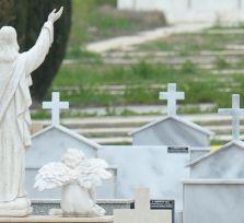 Жители Героскипу заплатят по 200 евро за расширение кладбища