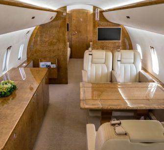 18 сентября на Кипр из Москвы можно прилететь на бизнес-джете. Состоится и обратный рейс
