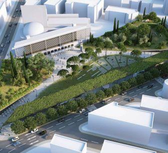 Через два года в Никосии появится новый парк с амфитеатром, площадью и галереей