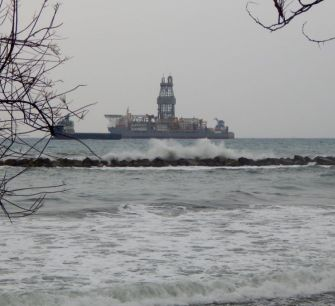 Израиль заблокировал разработку кипрского газового месторождения «Афродита»