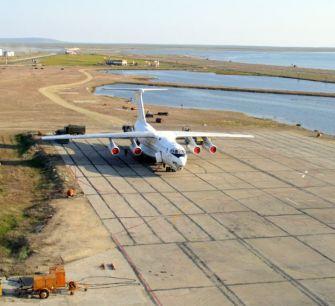 Кипрская компания реконструирует аэропорт на Чукотке