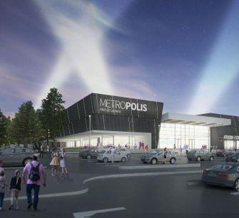 На 29 июля в Ларнаке назначено открытие Metropolis Mall