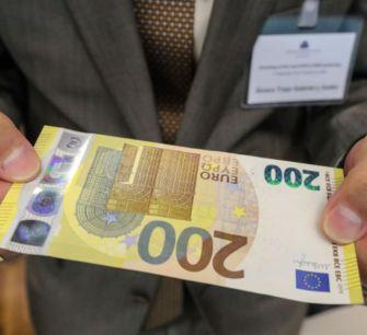 На новых купюрах 100 и 200 евро есть Кипр
