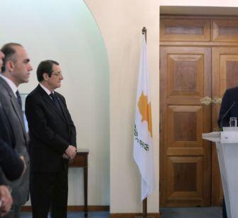 Приведен к присяге новый глава Центробанка Кипра