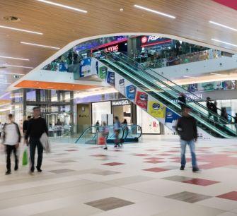 Торговый центр Nicosia Mall решил не брать оплату за аренду во время карантина