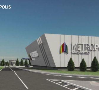 Вот-вот начнется строительство Metropolis Mall@Larnaca
