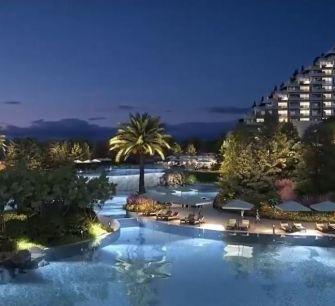 За четыре года на Кипре построят четыре 5-звездочных отеля