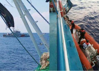 Береговая охрана Турции повредила оборудование кипрского рыболовного судна «Мария Бубулина»