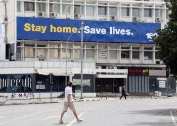Глава минздрава Кипра предложил ввести двухнедельный локдаун