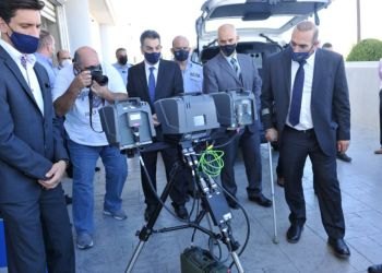 Камеры слежения за нарушителями на дорогах Кипра начнут «выписывать» штрафы в 2022 году
