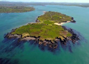 Кипрский бизнесмен купил за 5,5 млн. евро ирландский остров Лошадиный