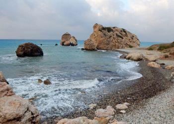 Рассвет у камня Афродиты (фото + видео)
