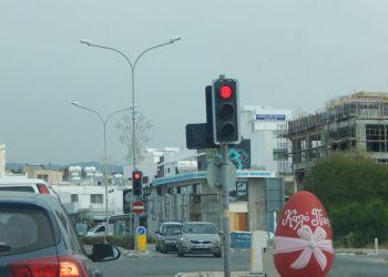 На Кипр прибыла пыль из Африки