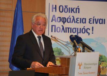 Неделя безопасности движения на Кипре началась с жуткого ДТП в Ларнаке