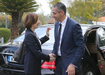 Париж решительно поддерживает Кипр в борьбе за газ