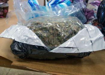 Полиция Лимассола обнаружила 72 кг марихуаны. Арестованы три человека