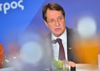 Анастасиадис разочарован документом ООН накануне решающей конференции по Кипру
