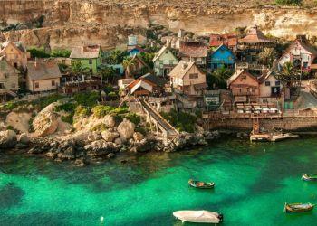 Ryanair предлагает слетать с Кипра на Мальту и обратно за 26 евро