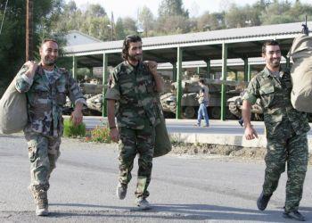 Сборы для резервистов на Кипре станут короче. Но чаще