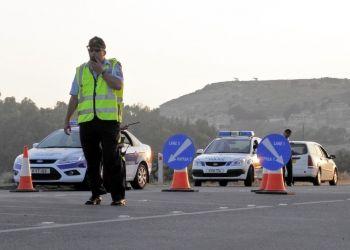 Шоссе Никосия — Лимассол закрыто возле Мутайяки после столкновения 10 машин