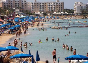 Туристов на Кипре в январе-апреле было на 19,5% больше, чем годом ранее
