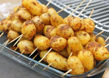 В Ксилофагу стартовал картофельный фестиваль
