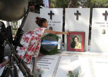 В воскресенье утром звуки сирен напомнят о 44-й годовщине путча на Кипре (видео и 10 фото)