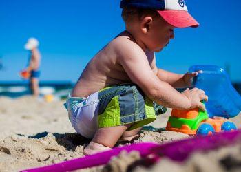 Власти Пафоса приглашают детей поиграть на пляже Фарос