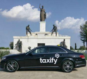 На Кипр приходит Taxify! Пока только в Никосию