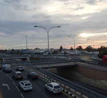 Названы самые загруженные участки дорог Кипра