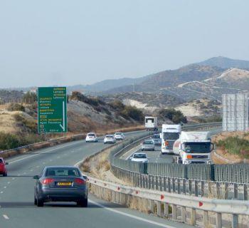 Названы восемь критериев автоматического лишения водительских прав на Кипре