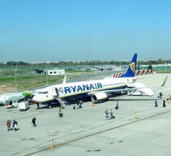Ryanair возобновит полеты с Кипра 1 июля