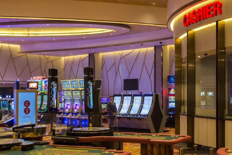 самое большое казино в европе открытие